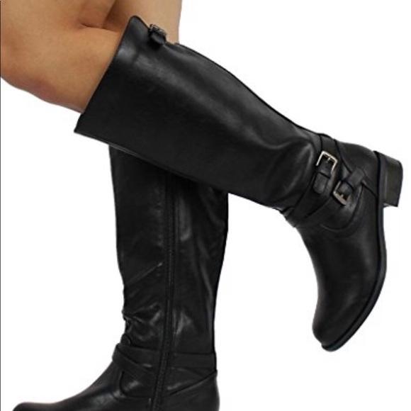 Women's Knee High Riding Boot